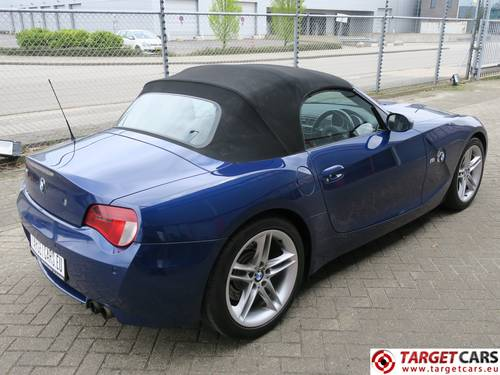 2006 BMW Z4M M-Roadster 3.2L 343HP RHD For Sale (picture 2 of 6)