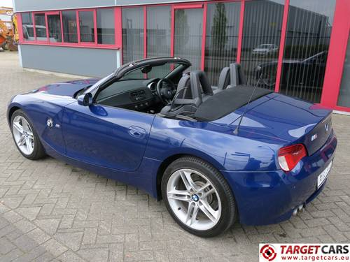 2006 BMW Z4M M-Roadster 3.2L 343HP RHD For Sale (picture 3 of 6)