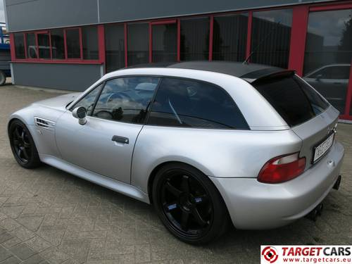 2002 BMW Z3M Coupe 3.2L S54 325HP LHD For Sale (picture 3 of 6)