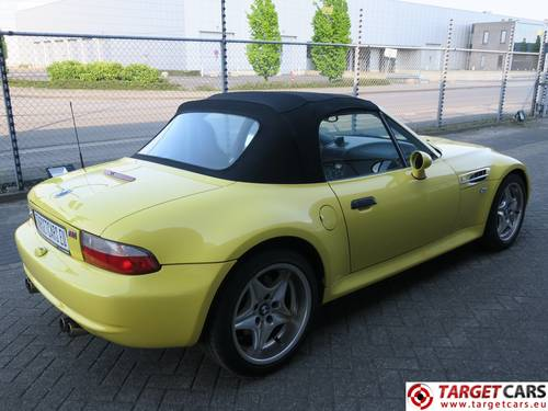 2001 BMW Z3M Roadster 3.2L S50 Cabrio 321HP LHD For Sale (picture 2 of 6)