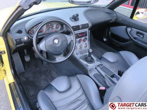 2001 BMW Z3M Roadster 3.2L S50 Cabrio 321HP LHD For Sale (picture 4 of 6)