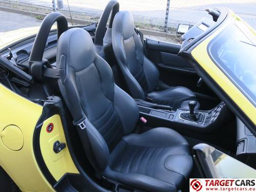 2001 BMW Z3M Roadster 3.2L S50 Cabrio 321HP LHD For Sale (picture 5 of 6)