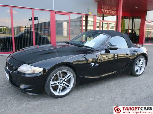 2006 BMW Z4M Roadster 3.2L 343HP RHD Cabrio For Sale (picture 1 of 6)