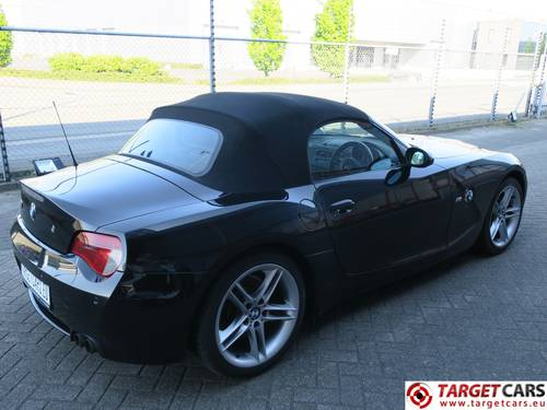 2006 BMW Z4M Roadster 3.2L 343HP RHD Cabrio For Sale (picture 2 of 6)