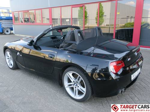 2006 BMW Z4M Roadster 3.2L 343HP RHD Cabrio For Sale (picture 3 of 6)