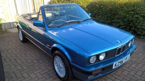 1992 BMW E30 Motorsport Design Edition 318i Auto SOLD (picture 1 of 6)