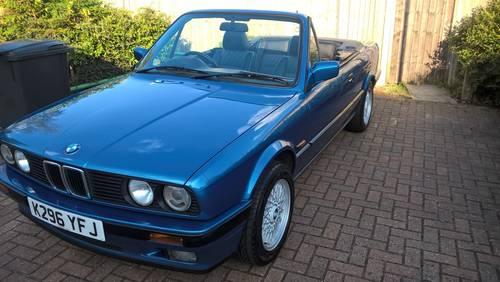 1992 BMW E30 Motorsport Design Edition 318i Auto SOLD (picture 2 of 6)