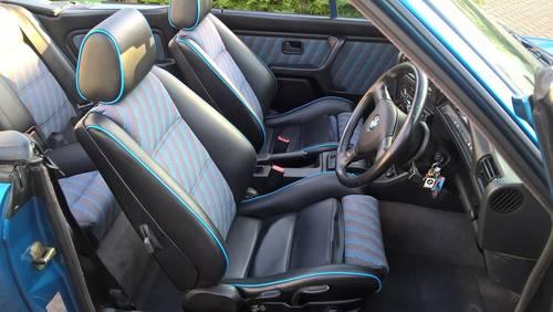 1992 BMW E30 Motorsport Design Edition 318i Auto SOLD (picture 3 of 6)