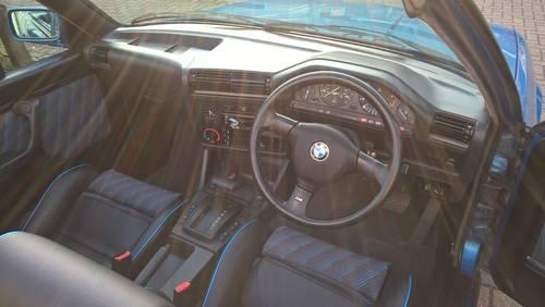 1992 BMW E30 Motorsport Design Edition 318i Auto SOLD (picture 4 of 6)