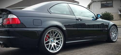 BMW (E46) M3 CSL 2004 Black Sapphire For Sale (picture 1 of 5)