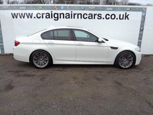 2012 BMW M5 4.4 553 BHP Massive Spec Car Only 7000 Miles For Sale (picture 3 of 6)