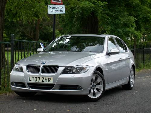 2007 BMW 3 SERIES 3.0 330i SE 4dr Auto - Brown Leather + Sunroof For Sale (picture 2 of 6)