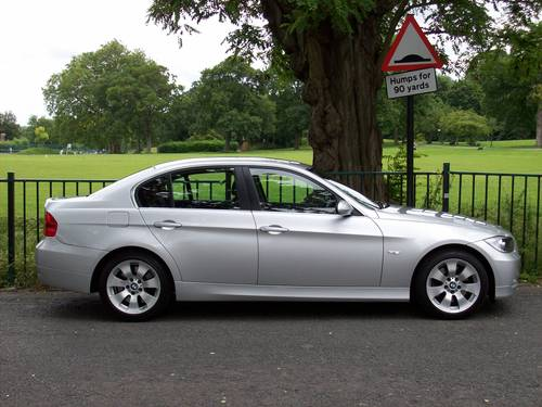2007 BMW 3 SERIES 3.0 330i SE 4dr Auto - Brown Leather + Sunroof For Sale (picture 3 of 6)