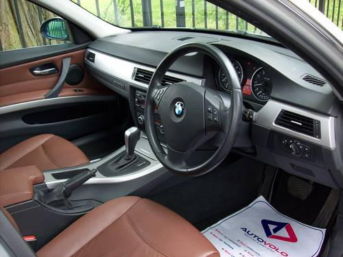 2007 BMW 3 SERIES 3.0 330i SE 4dr Auto - Brown Leather + Sunroof For Sale (picture 4 of 6)