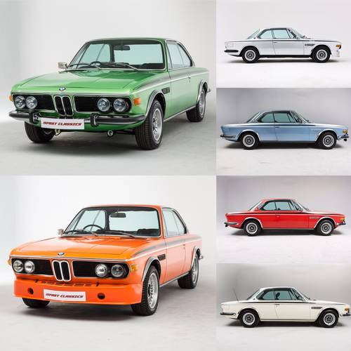 1972 BMW 3.0 CSL // UK RHD // NUT & BOLT RESTORATION IN PROGRESS For Sale (picture 1 of 6)
