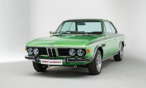 1972 BMW 3.0 CSL // UK RHD // NUT & BOLT RESTORATION IN PROGRESS For Sale (picture 2 of 6)