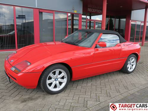 1994 BMW Z1 Roadster 2.5L Cabrio LHD ** 26881KM ** For Sale (picture 1 of 6)