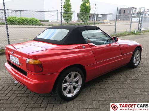 1994 BMW Z1 Roadster 2.5L Cabrio LHD ** 26881KM ** For Sale (picture 2 of 6)