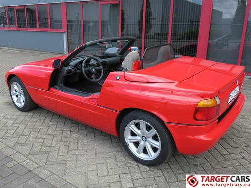1994 BMW Z1 Roadster 2.5L Cabrio LHD ** 26881KM ** For Sale (picture 3 of 6)