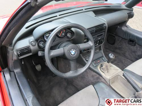 1994 BMW Z1 Roadster 2.5L Cabrio LHD ** 26881KM ** For Sale (picture 4 of 6)