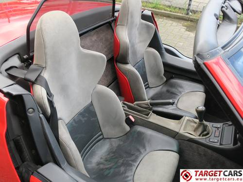 1994 BMW Z1 Roadster 2.5L Cabrio LHD ** 26881KM ** For Sale (picture 5 of 6)