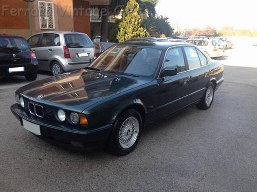 1989 Bmw series 5 520i E34 For Sale (picture 1 of 6)