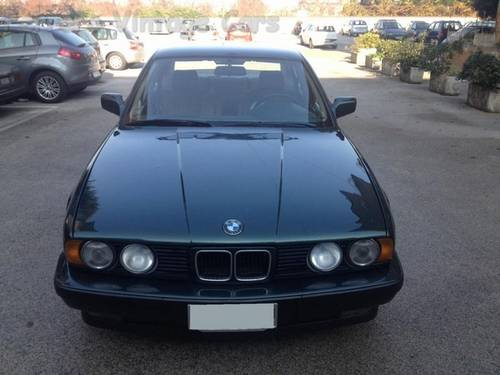 1989 Bmw series 5 520i E34 For Sale (picture 2 of 6)