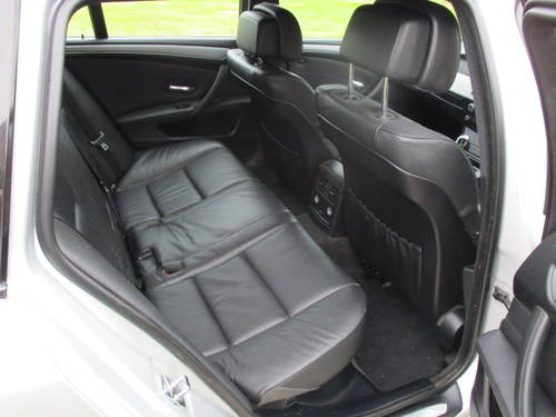 2008 BMW 530D M Sport Auto Touring (109,292 miles) For Sale (picture 6 of 6)