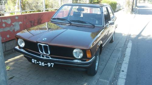 BMW 316 (1979) For Sale (picture 1 of 6)