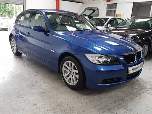 2007 BMW 318I SE SALOON*GENUINE 39,000 MILES*FSH* 07 PLATE*MINT For Sale (picture 1 of 5)