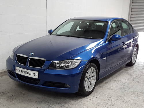 2007 BMW 318I SE SALOON*GENUINE 39,000 MILES*FSH* 07 PLATE*MINT For Sale (picture 3 of 5)
