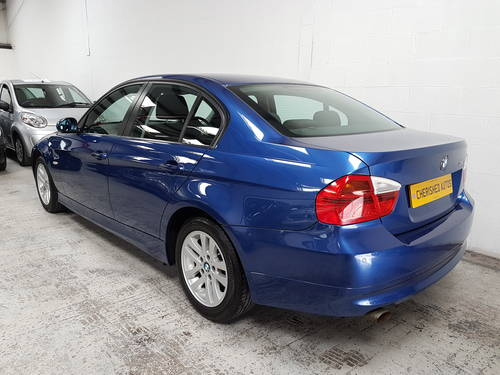 2007 BMW 318I SE SALOON*GENUINE 39,000 MILES*FSH* 07 PLATE*MINT For Sale (picture 4 of 5)