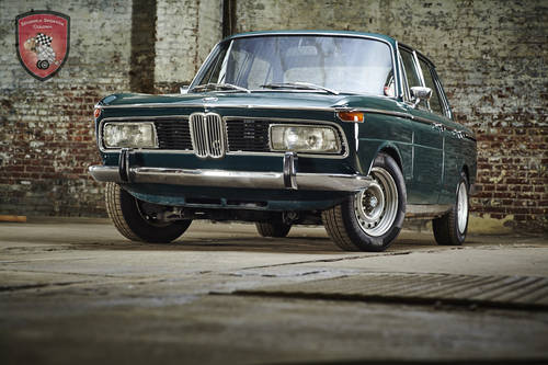 1971 BMW 2000 tii * ultra rare sportive sedan SOLD (picture 1 of 6)
