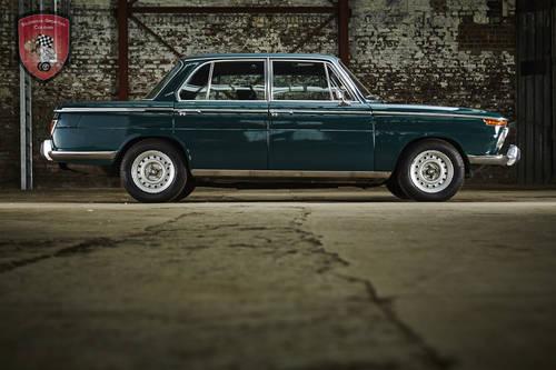 1971 BMW 2000 tii * ultra rare sportive sedan SOLD (picture 2 of 6)