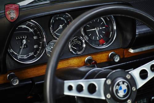 1971 BMW 2000 tii * ultra rare sportive sedan SOLD (picture 4 of 6)