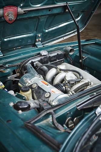 1971 BMW 2000 tii * ultra rare sportive sedan SOLD (picture 5 of 6)