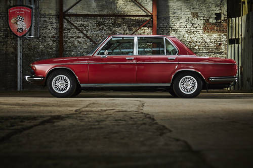 1975 BMW 3,0 S * excellent and  very original condition  For Sale (picture 2 of 6)