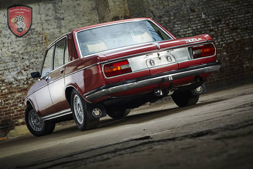 1975 BMW 3,0 S * excellent and  very original condition  For Sale (picture 3 of 6)