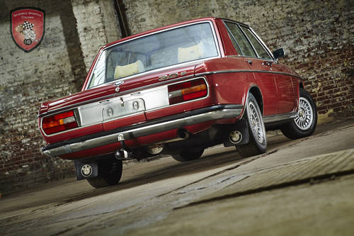 1975 BMW 3,0 S * excellent and  very original condition  For Sale (picture 4 of 6)
