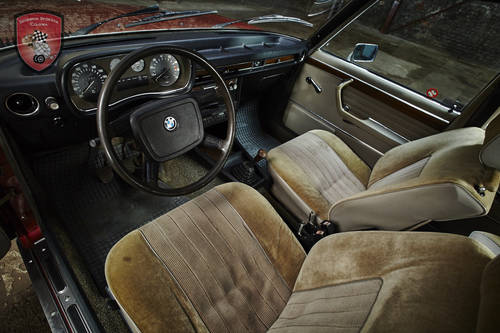 1975 BMW 3,0 S * excellent and  very original condition  For Sale (picture 5 of 6)