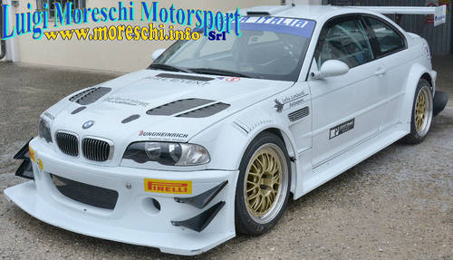 2006 BMW M3 csl E46 GTR For Sale (picture 1 of 6)