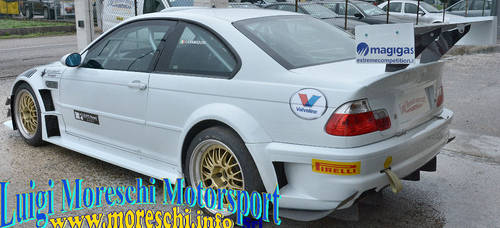 2006 BMW M3 csl E46 GTR For Sale (picture 4 of 6)