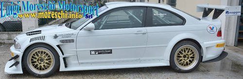 2006 BMW M3 csl E46 GTR For Sale (picture 5 of 6)