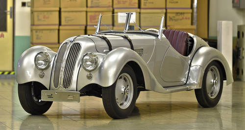1938 BMW 328 Roadster For Sale (picture 1 of 6)
