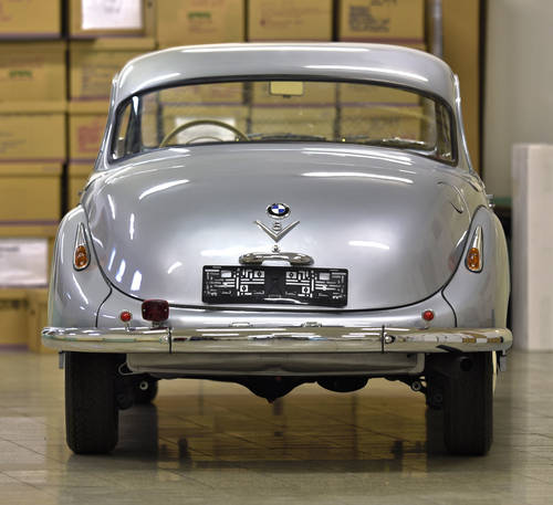 1955 BMW 502 Bauer Coupe V8 For Sale (picture 3 of 6)