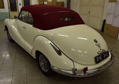 1954 BMW 501 Cabriolet V8 For Sale (picture 3 of 6)