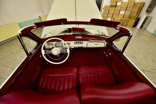1954 BMW 501 Cabriolet V8 For Sale (picture 4 of 6)