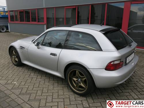 2002 BMW Z3M Coupe 3.2L S54 325HP LHD For Sale (picture 4 of 6)