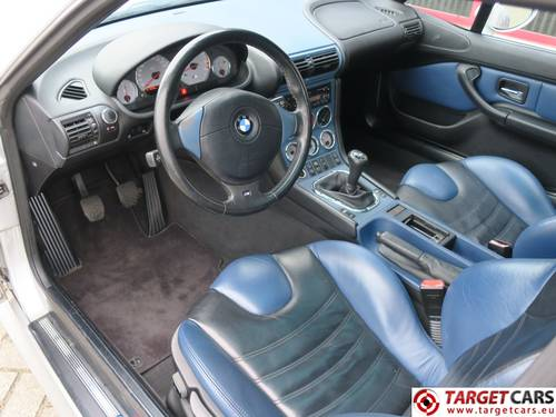 2002 BMW Z3M Coupe 3.2L S54 325HP LHD For Sale (picture 5 of 6)