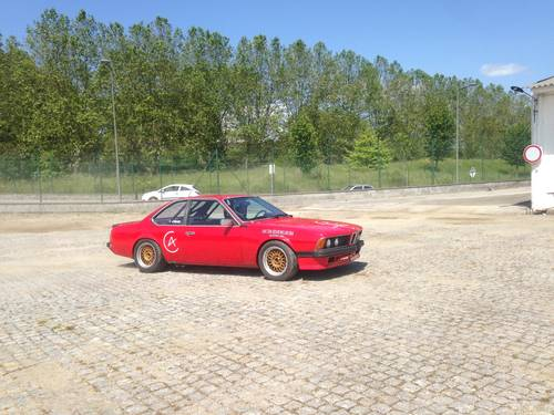 1985 BMW 635 CSI Race Car For Sale (picture 6 of 6)